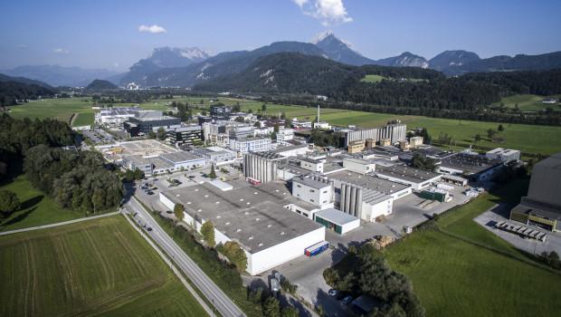 Im Standort Kufstein hat Coveris nun auf 100 Prozent erneuerbare Energie umgestellt.