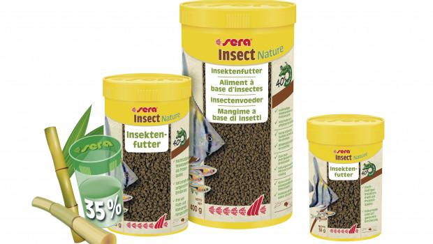 Sera Insect Nature, Sera, Zierfischfutter