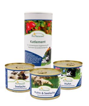 PerNaturam,  Katlement, Katzennahrung