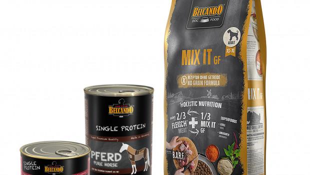Belcando, Bewital petfood, Barfen, Belcando Single Protein