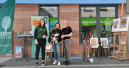 Green Petfood öffnet Pop-Up-Store