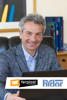 Ferplast-Geschäftsführer Nicola Vaccari will mit der Übernahme von Hydor das Aquaristikgeschäft weiter ausbauen.