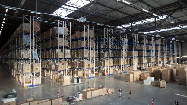 Zooplus verzeichnete 2020 ein Rekordjahr mit einem Umsatzplus von 18 Prozent. Die Logistik lief auf Hochtouren.