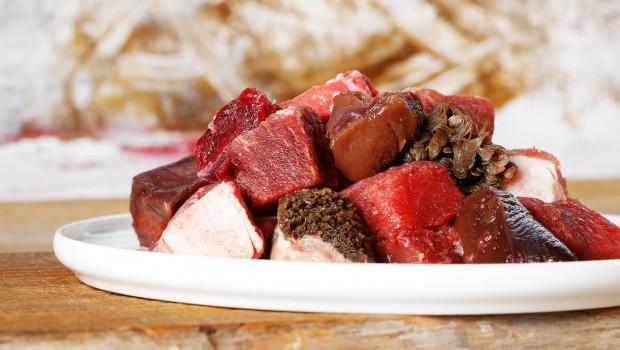 Barf-Produkte stehen bei Carne's Doggi im Fokus.