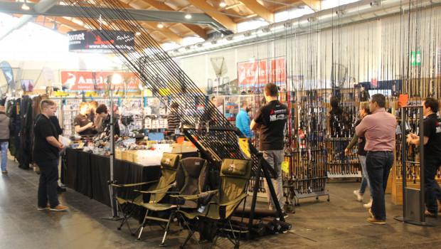Die Aqua-Fisch gilt als eine der beliebtesten Aquaristik- und Anglermessen in Deutschland.