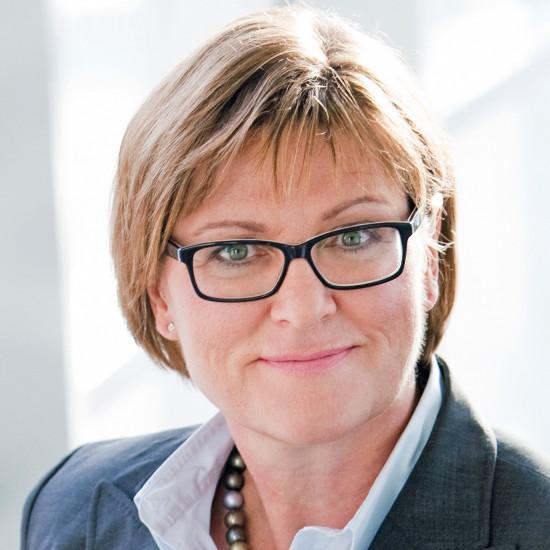 Sagaflor-Vorstand Ursula Lindt