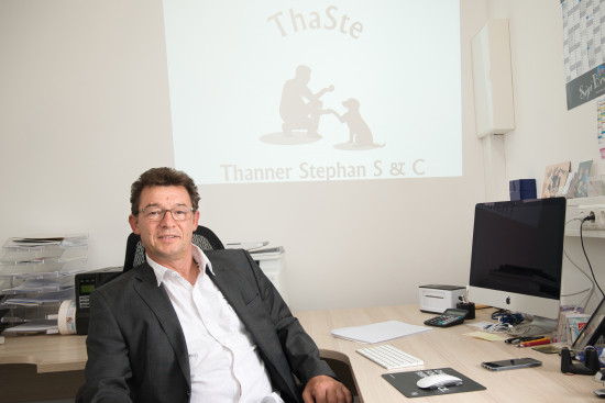 Stephan Thanner hat ThaSte 2018 gegründet.