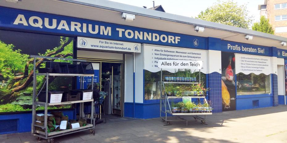 Aquaristik, Aquarium Tonndorf