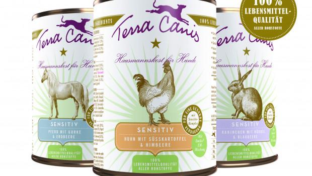 Terra Canis, Sensitiv-Linie von Terra Canis,