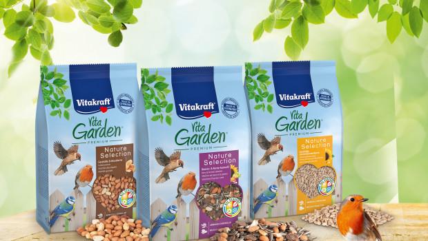 Vitakraft, Vita Garden, Nature Selection, natürliche Snacks
