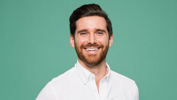 Alexander Retzlik ist einer von drei Gründern des Start-up Petbuddy.