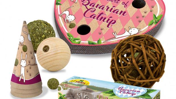"""""""JR Farm Bavarian Catnip""""-Produkte"""
