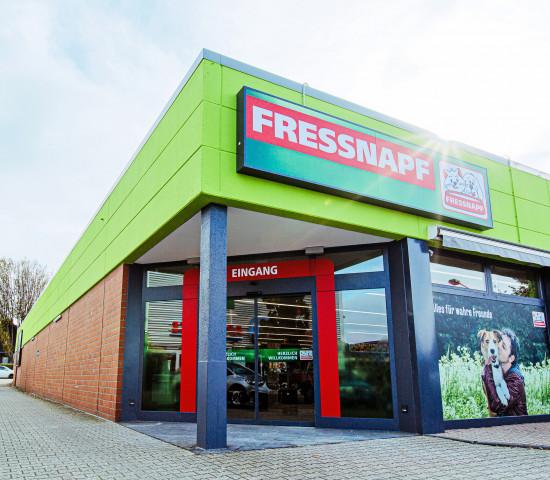 Fressnapf, Markt in Erkelenz, Fotos: Fressnapf Holding SE/Yvonne Ploenes (2)