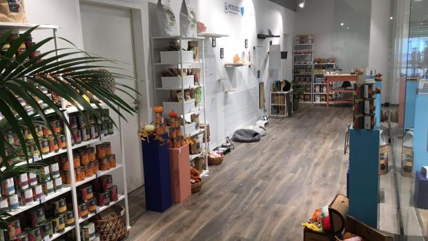 Noch bis zum 31. Oktober ist der Pop-Up-Store in München geöffnet.