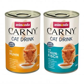 Animonda, Flüssigkeit für Katzen, Carny Cat Drink