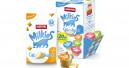 Snacks aus Milch
