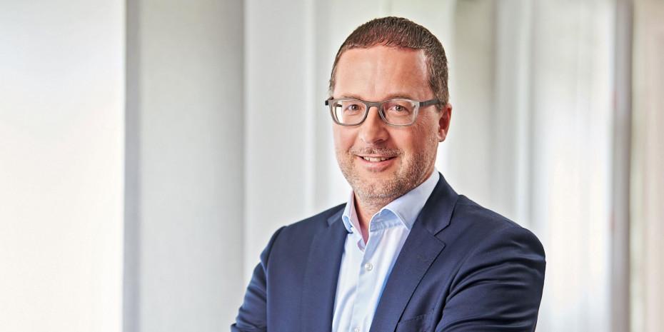 Hubert Wieser ist Regional Director Central Region Nestlé Purina.