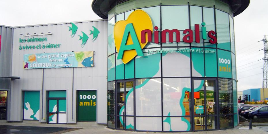 Erlebnismarkt Animalis in Herblay