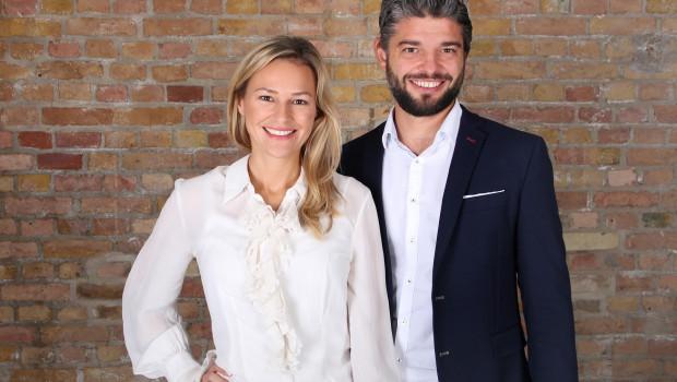 Tania Moser und Jan Billenkamp bilden die Geschäftsführung bei Pets Deli.
