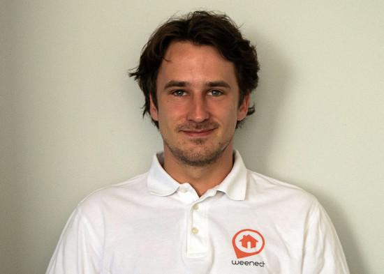 Victor Voisin ist Business Manager Deutschland bei Weenect.