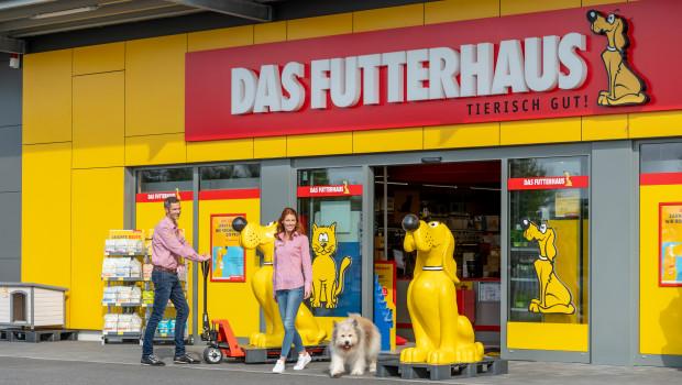 Auf bis zu 550 Standorte plant Das Futterhaus die Erweiterung der Fachhandelskette.