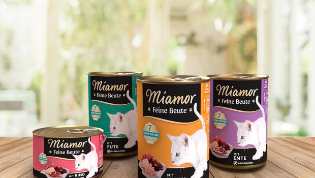 Miamor Feine Beute, Finnern , Katzennahrung