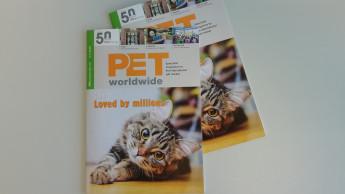 Die neue PET worldwide ist erschienen
