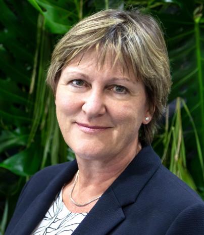 Ursula Lindl, Geschäftsführerin des Messeveranstalters GFME