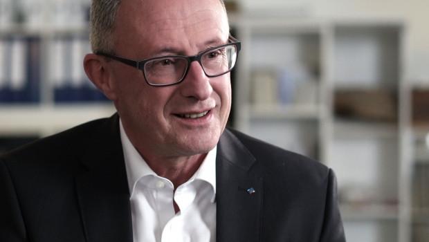 Thomas Geier ist der neue Aufsichtsratsvorsitzende der ZG Raiffeisen in Karlsruhe.