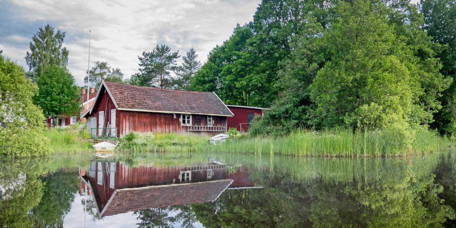 Schweden ist bekannt für die Natur mit klaren Gewässern und sauberer Luft.