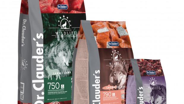 Dr.Clauder's Wildlife, Super-Premium-Trockennahrung , Dr.Clauder
