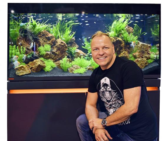 Aqua-Expo-Tage, Michael J. Schönefeld