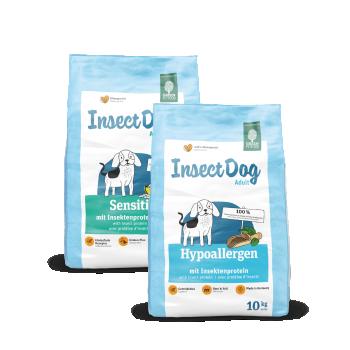 InsectDog Hypoallergen, InsectDog Sensitive, foodforplanet