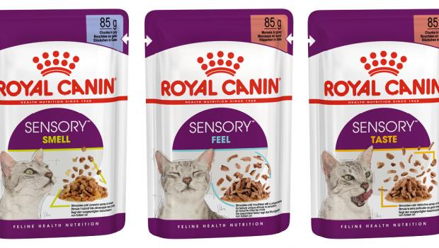 Royal Canin, Sensory, Sinne anregendes Katzenfutter