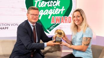 Fressnapf Österreich vergibt Goldenen Fressnapf 2021