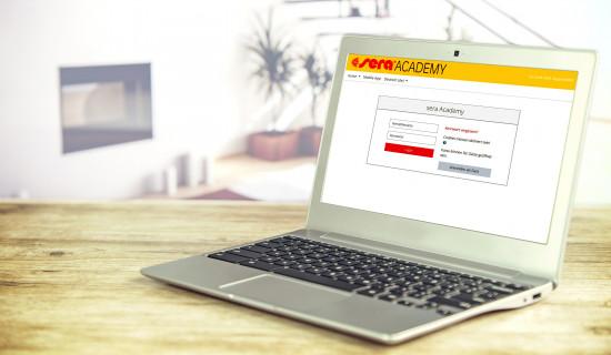 Mit der Sera Academy arbeitet das Heinsberger Unternehmen derzeit am Aufbau einer digitalen Lernplattform.