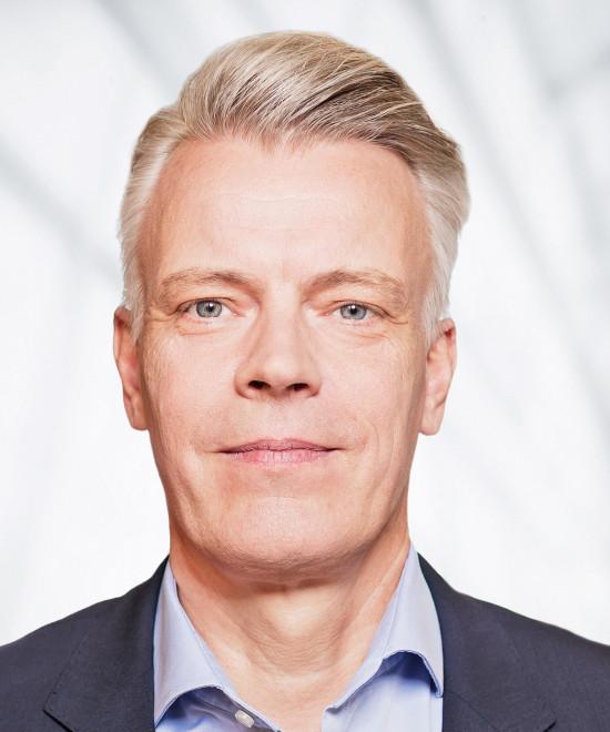 Sagaflor-Vorstand Peter Pohl