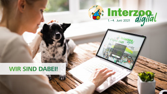 Dähne Verlag auf der Interzoo.digital
