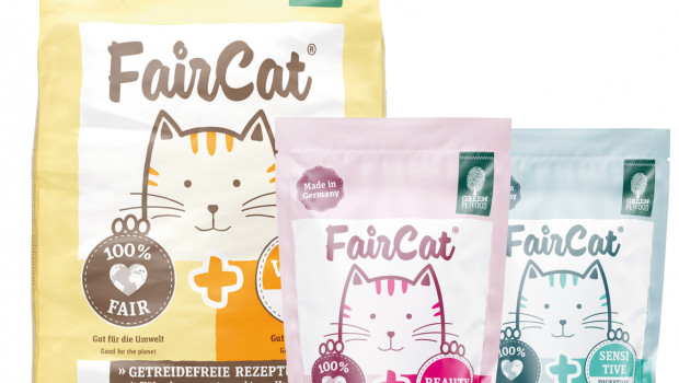 foodforplanet, FairCat, Green Petfood, Katzennahrung