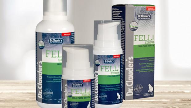 Dr. Clauder, Dr. Clauder's Hair & Skin, Fell Plus Serum