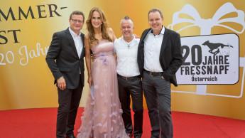 Fressnapf Österreich feiert mit 800 Gästen