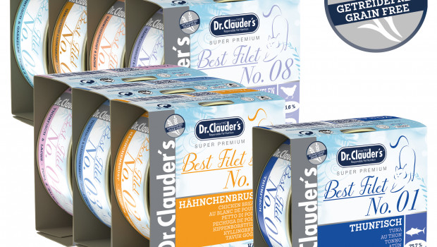 Dr. Clauder, Best Filet, Katzennahrung