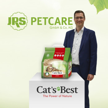 Michael Bodfeld, Head of International Sales and Marketing Pet Care, freut sich auf die organisatorischen Veränderungen.
