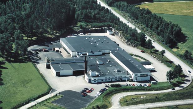 Doggy hat seinen Hauptsitz im schwedischen Vargarda.