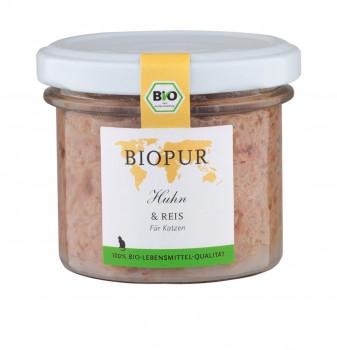 BIOPUR, BIOPUR-Alleinfuttermittel, BIOPUR-Diätfuttermittel, Katzennahrung