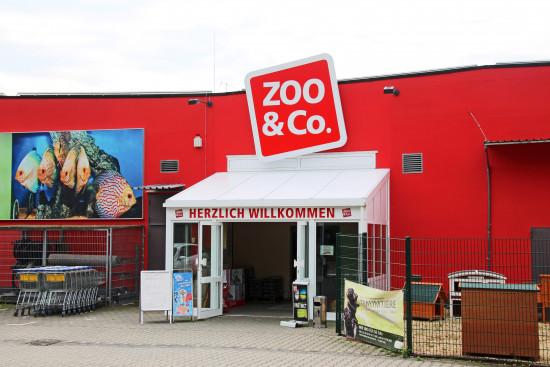 Auch in Hanau ist Zoo & Co. stark präsent.