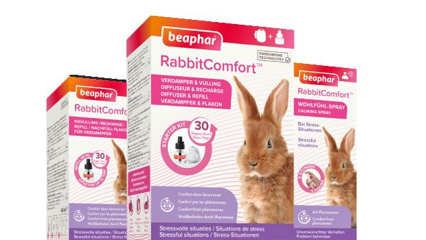 Beaphar, RabbitComfort, Wohlfühlatmosphäre