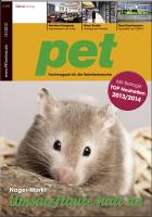 pet Ausgabe 12/2013 + Neuheiten