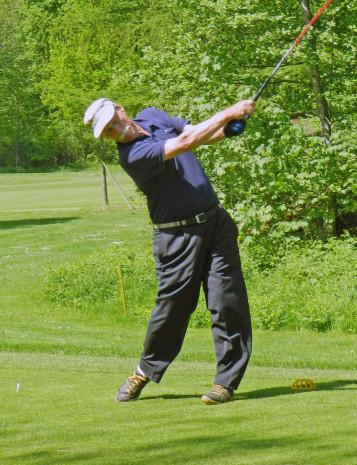 Pet-Golfmeisterschaft, Jakob Wenger