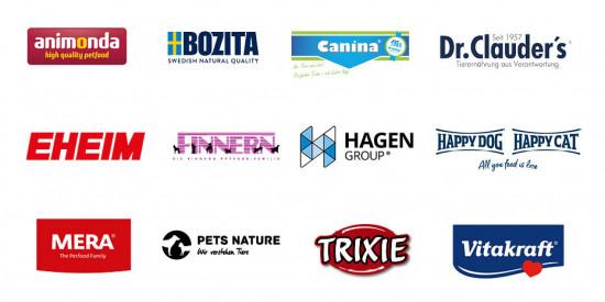 Sponsoren 20 Jahre Zoo & Co.